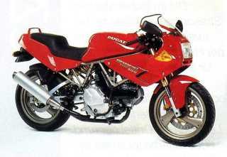 Ducati 600SS 1994
