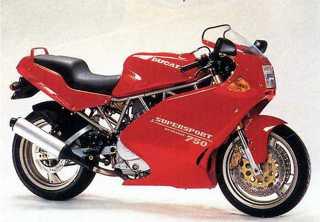Ducati 750SS 1994