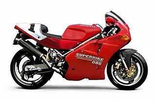 Ducati 888 1993