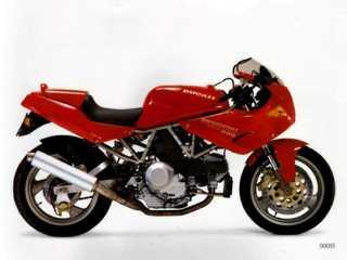 Ducati 900SS 1993