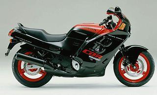 Honda CBR 1000F 1987-1988