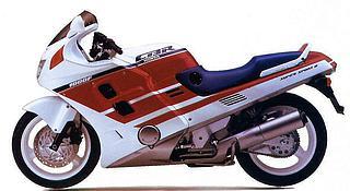 Honda CBR 1000F-1889/90