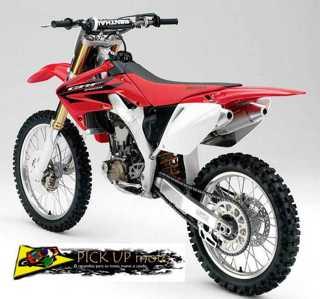 Honda CRF250. Any 2006.