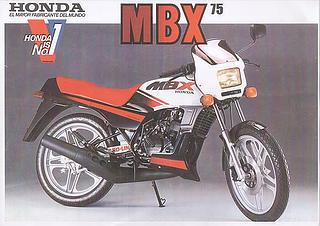 Honda MBX 75