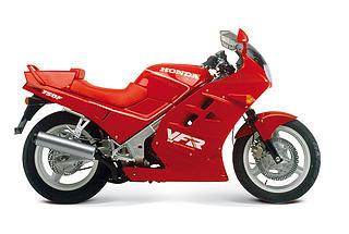 Honda VFR 750F-1988