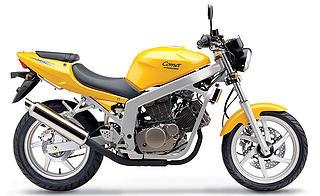 Hyosung Comet GT 125 2005