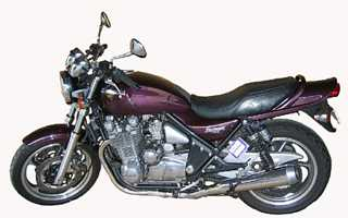 Kawasaki zephyr1100 1992