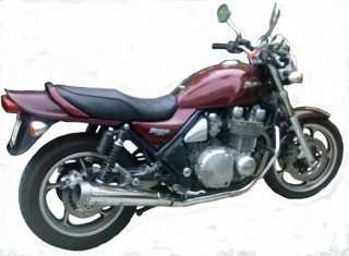 Kawasaki zephyr1100 1993