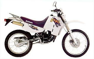 Suzuki DR 50 1991