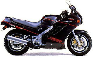 Suzuki GSX 1100F Katana
