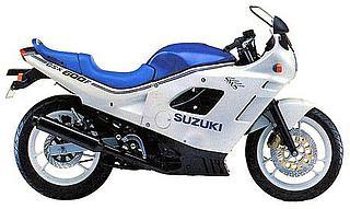 Suzuki GSX 600FJ