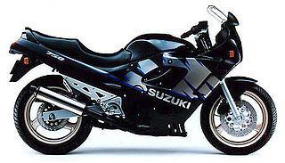 Suzuki GSX 750F