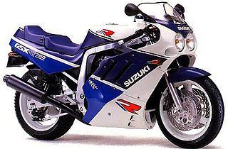 Suzuki GSX-R750 1988