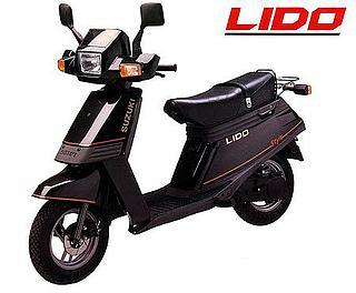 Suzuki Lido 75 1990