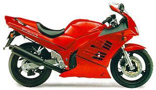 Suzuki RF 600R 1993