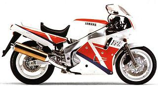 Yamaha FZR 1000 - 1990