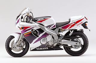 Yamaha FZR 600R-1995