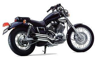 Yamaha Virago XV 535 1989