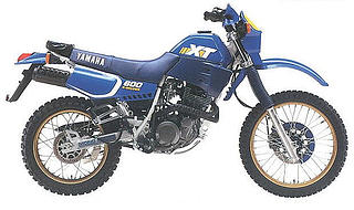 Yamaha XT 600E 1990-1995