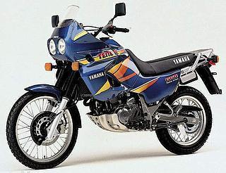 Yamaha XTZ660 Ténéré 1993-1994